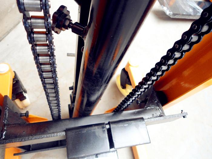 液压堆高车产品展示/液压堆高车