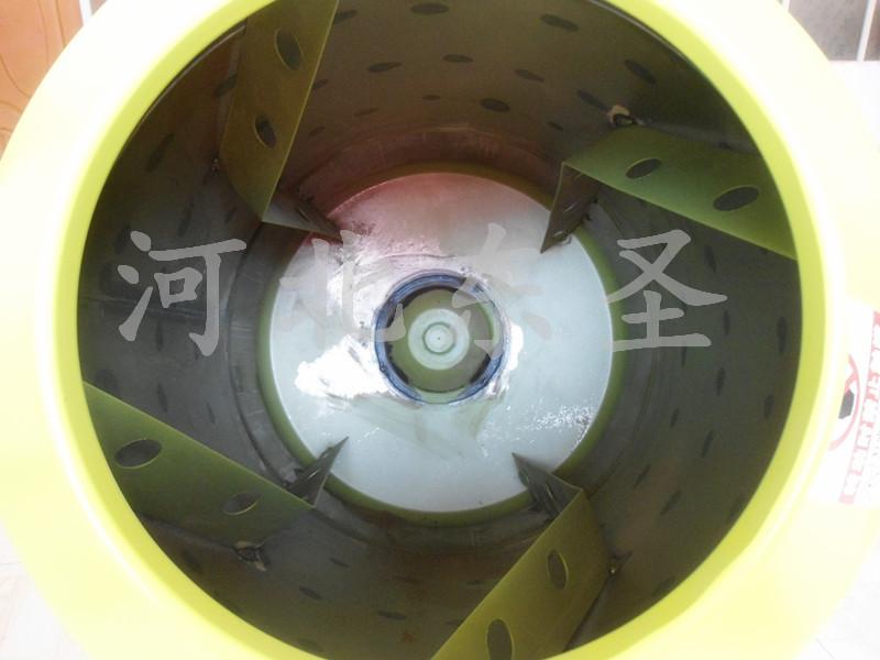 小型搅拌机搅拌扇叶实物拍摄-河北东圣吊索具制造有限公司