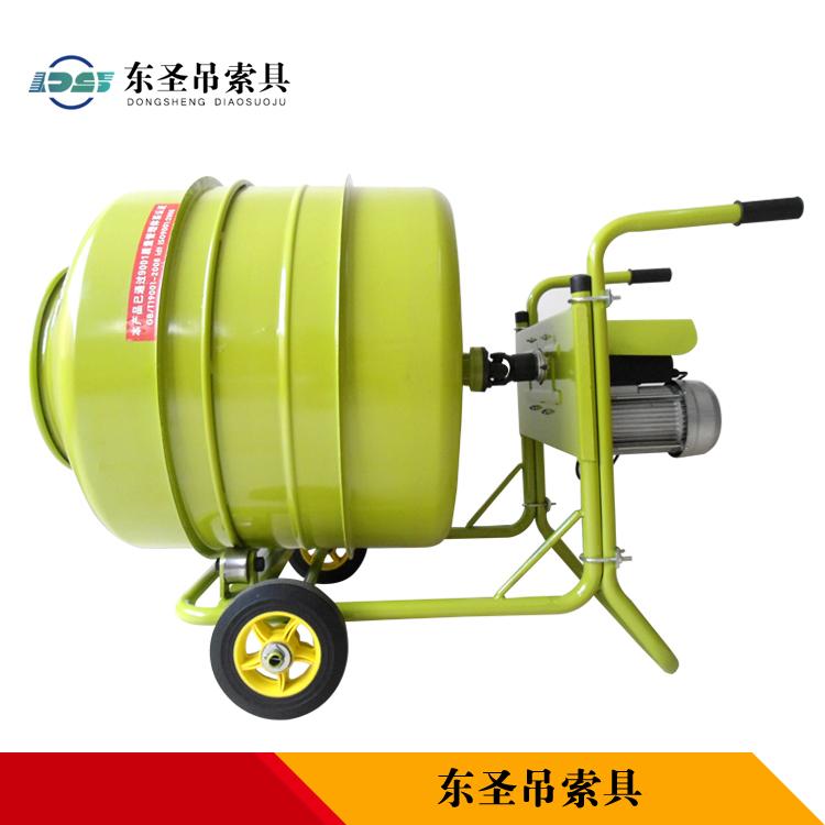 220V小型水泥搅拌机产品展示