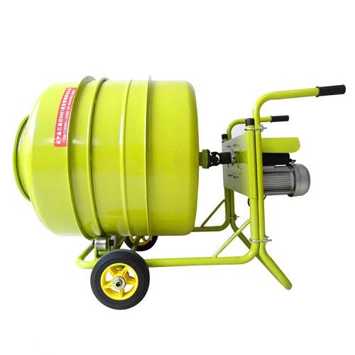 便携式小型搅拌机手柄下方电机都安装挡水罩--河北东圣吊索具制造有限公司--小型搅拌机|石材夹具|液压堆高车|手动叉车