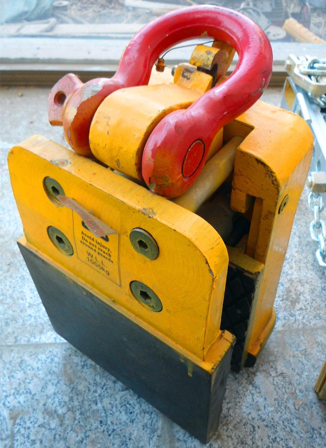 进口H型石材安装夹具--河北东圣吊索具制造有限公司--石材夹具 小型搅拌机 手动叉车 液压堆高车
