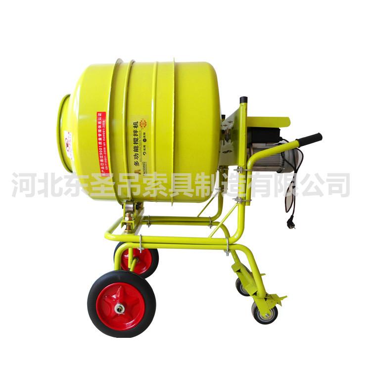 小麦拌种机侧面--河北东圣吊索具制造有限公司--小型搅拌机|石材夹具|液压堆高车|手动叉车