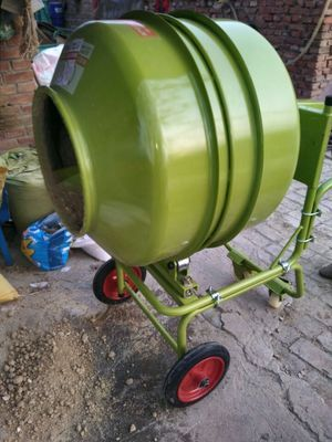 11200L小型搅拌机作业现场照片--河北东圣吊索具制造有限公司--小型搅拌机|石材夹具|液压堆高车|手动叉车