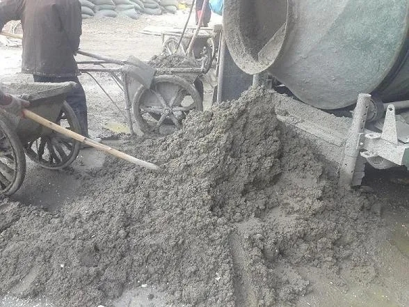 中型滚筒混凝土搅拌机--河北东圣吊索具制造有限公司--小型搅拌机|石材夹具|液压堆高车|手动叉车